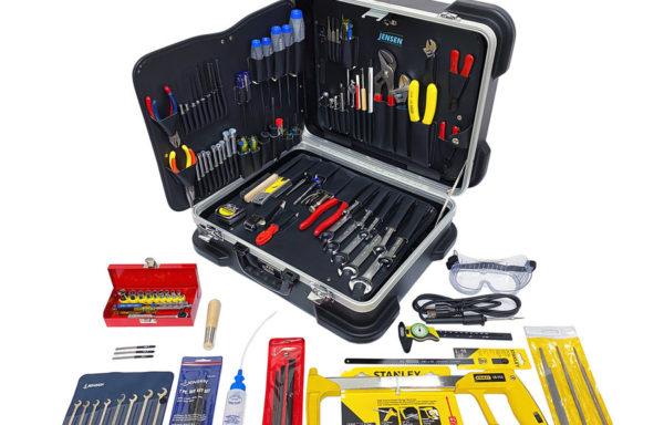 Jensen Tools JTK-93 Juego de herramientas para técnicos