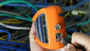 Probador de cables profesional