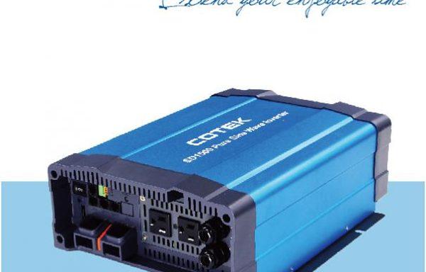 Cotek SD1500 Inversor de onda senoidal pura