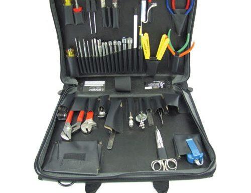 Maleta con herramientas JENSEN JTK-46BLK